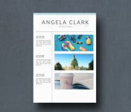 Professional Resume Template Product Image 6