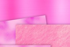 Blush Pink Foil Textures Digital Paper Product Image 2