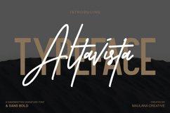 Altavista Font Duo Product Image 1