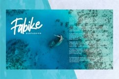 Dallime   Modern Street Font Product Image 4