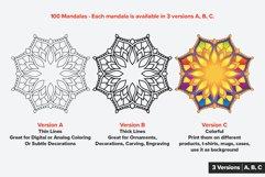 Mandala Vector Ornaments Bundle Product Image 2