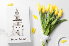 Set of Milan sketches Product Image 3