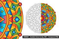 Mandala Vector Ornaments Bundle Product Image 3