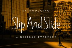 Slip and Slide Product Image 1