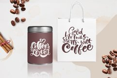 Coffee time SVG Product Image 4
