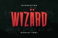 Web Font Wizärds Font Product Image 1