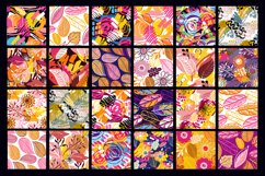 Autumn pattern Mega set Product Image 3