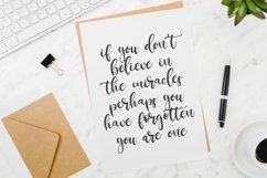 Rantliyer - Modern Calligraphy Font Product Image 2