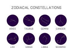 Icons of constellation, bonus patten Product Image 2