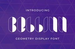 Web Font CELLINN Font Product Image 1