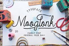 Mooglonk Font + Badges & Brush Product Image 1