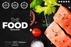The FOOD 65 Photoshop Actions THC Product Image 1
