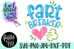 fart breaker svg - heart breaker - funny valentines svg Product Image 1