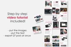 Instagram Puzzle Feed Template for Dropshipping #2 Product Image 4