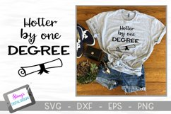 Graduation SVG - Hotter by one - Design 1 Product Image 2
