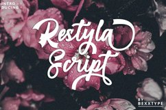 Restyla Script Product Image 1