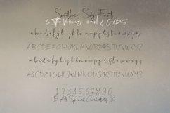 Smithen SVG Script Font Product Image 2