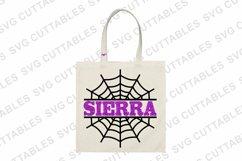 Spider Web SVG | Halloween SVG Product Image 2