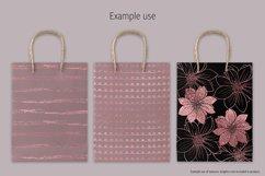 Rose Gold Foils Mix Product Image 6