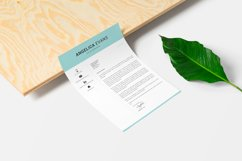 Modern Resume Template and Cover Letter. Fully editable CV Product Image 12