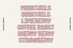Bllides Handwritten Typeface Font Product Image 6