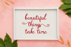 Hey Sweety - Modern Script Font Product Image 3