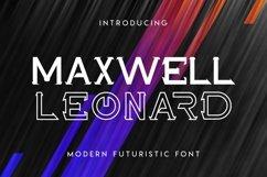 Maxwell Leonard Product Image 1