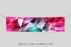 50 Polygonal Banner Design Backgrounds Product Image 3