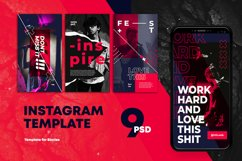 Fashion Instagram Stories Templates Product Image 1