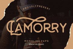 Lamorry Monoline Caps Product Image 1