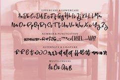 Fellami   A Stylish Script Font Product Image 4