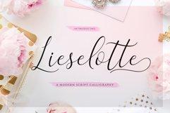 Lieselotte Script Product Image 1