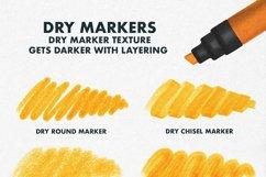 MARKER BRUSHES FOR PROCREATE 5 Product Image 6