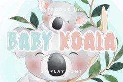 Baby Koala Product Image 1