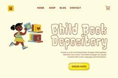 Web Font Babyfont - Kids Display Font Product Image 2