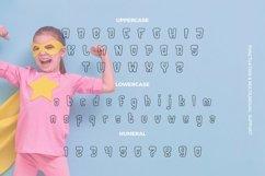Web Font Babyfont - Kids Display Font Product Image 4