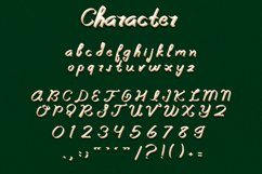 Babylonya - Handwritten Classy Font Product Image 3