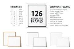 Frames & Walls Mockup Bundle - 5 Product Image 3
