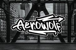 BACKINGERS - Graffiti Font Product Image 5