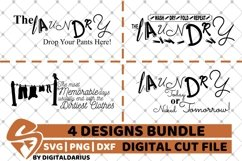 4x Laundry Room Quote Designs Bundle svg, Home svg, Wash svg Product Image 1