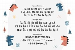 Web Font Dragon Claw Product Image 3