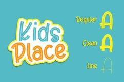 Kids Place Font Product Image 2