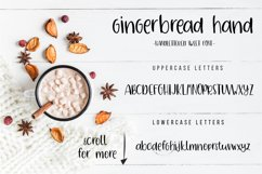 Gingerbread Font Duo 9 Premade Logo templates Product Image 3
