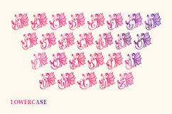 Butterfly Monogram Product Image 6
