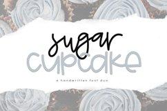 Sugar Cupcake - Handwritten Script & Print Font Duo Product Image 1
