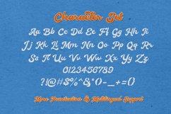 Heylova - Vintage Script Typeface Product Image 2