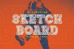 Sketchboard Font Product Image 1