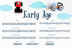 Early Age-kind font Product Image 4
