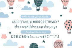 Qaeno - Handwritten Font Product Image 5
