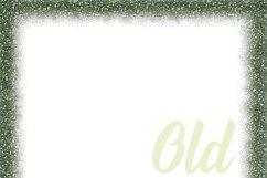 St Patricks Day Glitter Borders Digital Paper Product Image 4